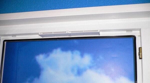 приточный вентиляционный клапан AIR BOX