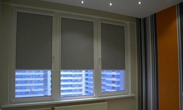 шторы для балкона и лоджии