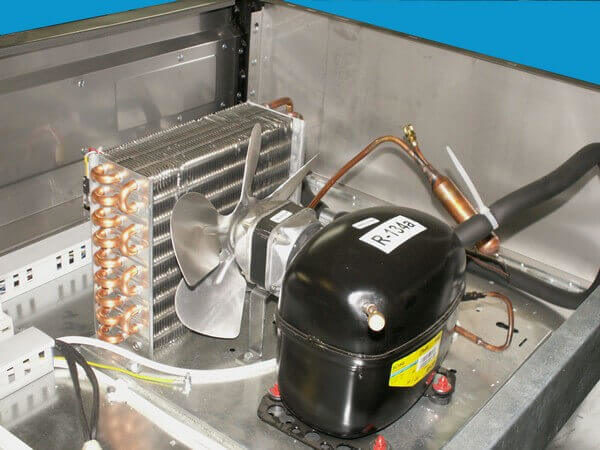 компрессор морозильника