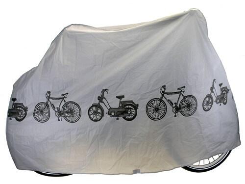 Накидка для хранения велосипеда