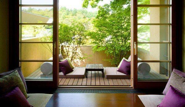 мансардный балкон