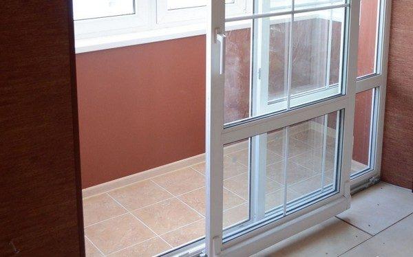Раздвижные двери для балкона