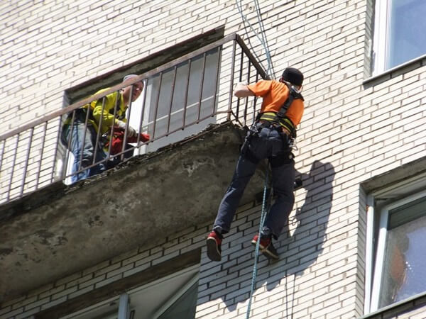 восстановление балкона