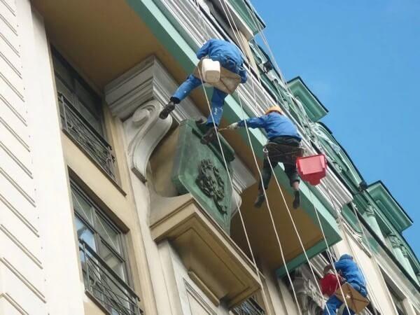 ремонт фасадов зданий, признанных частью культурно-исторического наследия