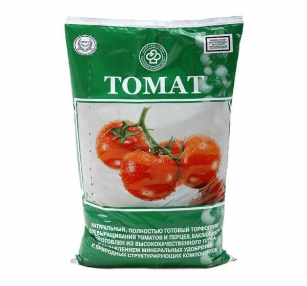 Грунт для комнатных томатов
