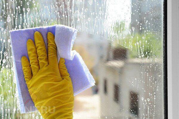 салфетки для чистки окон