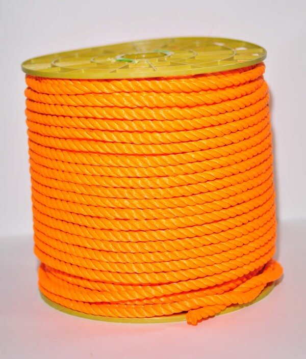Полипропиленовая веревка для белья