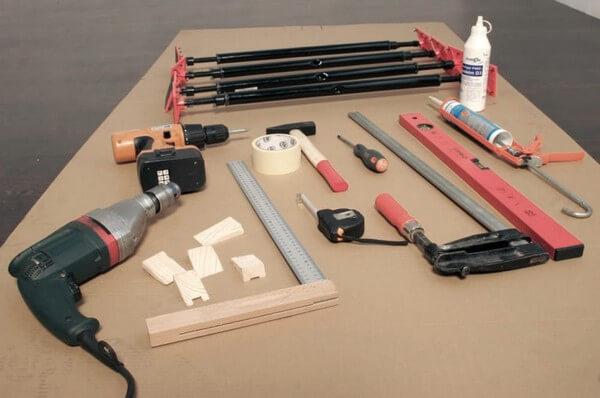 Комплект инструментов