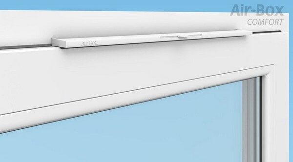 приточный клапан AirBox Standart