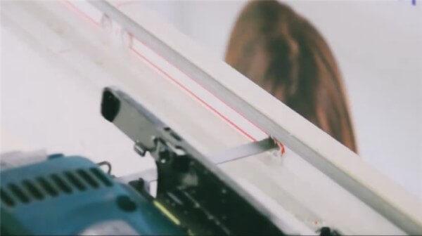 Установка приточной вентиляции с фрезеровкой рамы
