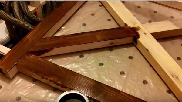 деревянное ограждение балкона своими руками