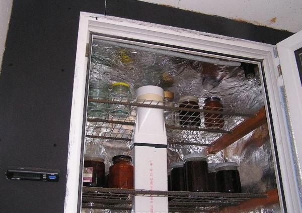 Вентилируемый термошкаф