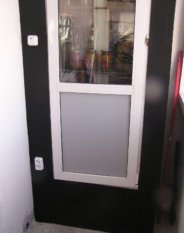 термошкаф на балконе