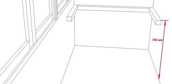стандартная высота письменных столов