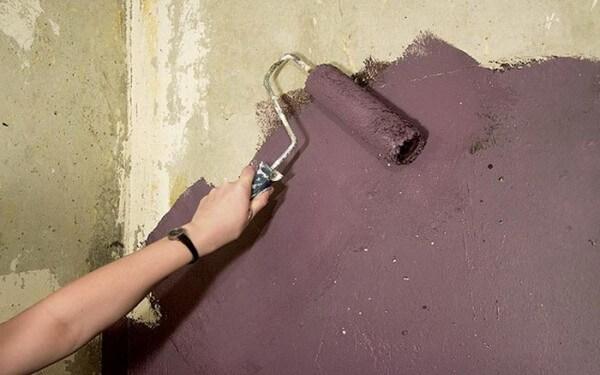 Технология нанесения краски